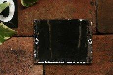 画像3: 〈ベルギー〉ホウロウ ハウスナンバープレート (3)