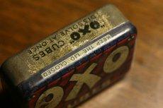 画像11: 〈イギリス〉イギリスアンティーク缶OXO(オクソ缶)  (11)