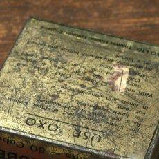 画像6: イギリス アンティーク缶 OXO CUBES(オクソ缶) (6)