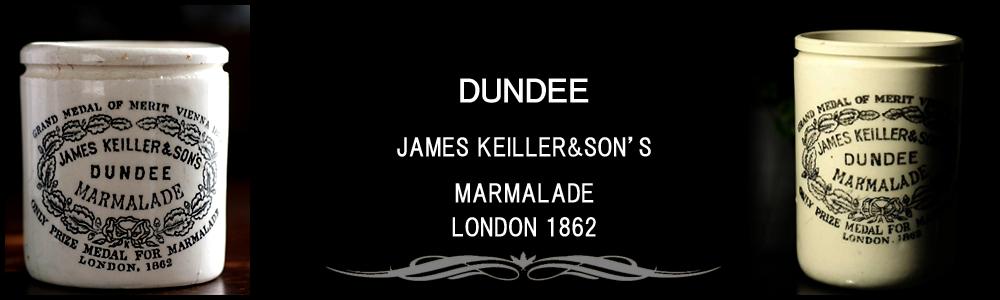 英国 DUNDEE(ダンディ)/ FRANK COOPER(フランク・クーパー)のページです